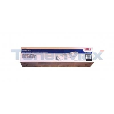 OKIDATA CX3641 MFP TONER CARTRIDGE BLACK